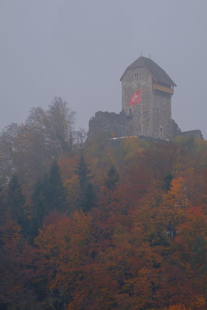 Iberg Castle